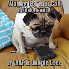 Waiting For Your Call (j/dek Remix) AAP ft. Jungle Leez