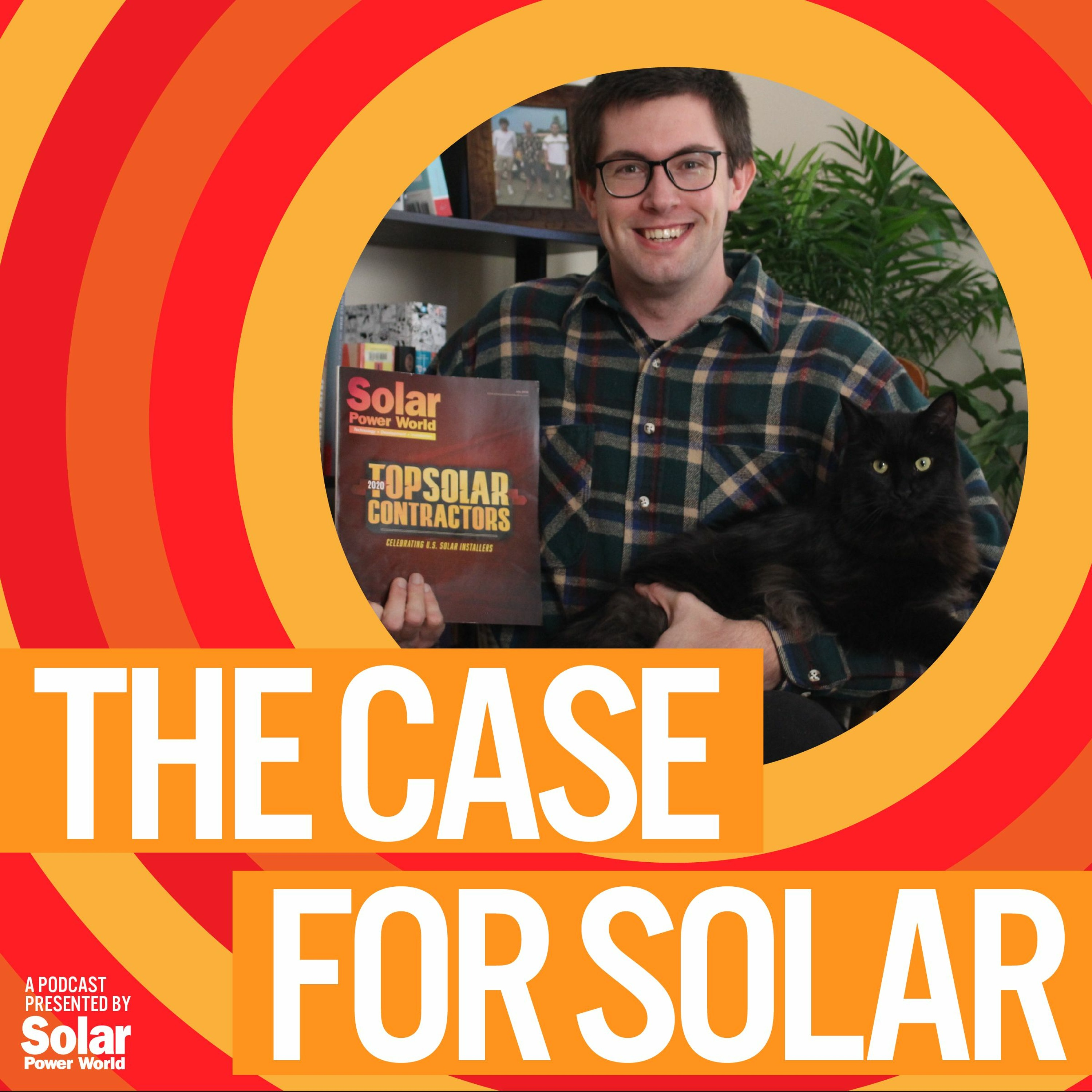 The Case for Solar: A CEO demonstrates solar + storage at his home