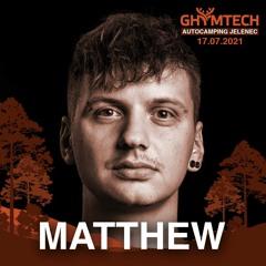 Matthew@Ghymtech festival 2021, Jelenec, Slovakia (17.07.2021)