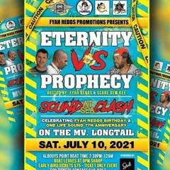 PROPHECY VS ETERNITY