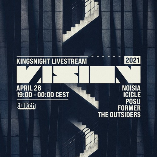 Icicle - Recorded live at VISION Kingsnight 2021