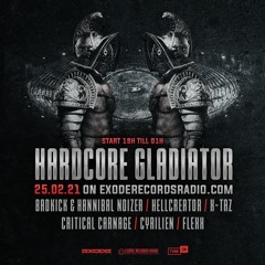 Hellcreator @ Hardcore Gladiator #25.02.21