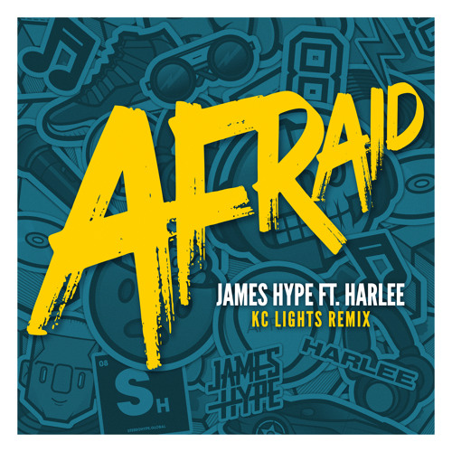 Afraid (KC Lights Remix) [feat. HARLEE]