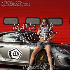 🚓BEST HOUSE MUSIC MIX 2021 (MAFIA CAR MUSIC MIX VOL.28   SEPTEMBER 2021) - By DJ BLENDSKY🚓