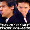 """""""Sign of the Times"""" Parody of Harry Styles' """"Sign of the Times"""""""