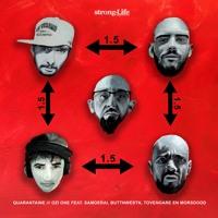 Ozi One - Quarantaine Feat. Samoerai, Buttnwestn, Tovenoare En Morsdood