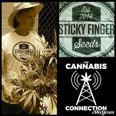 Will Grinnell - Sticky Fingers Seeds & Deep Green Genetics 09/10/21