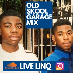 OLD SKOOL GARAGE PARTY MIX (LIVE LINQ)