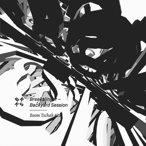 Breakslinger - Backyard Session (Boom Tschak #28)