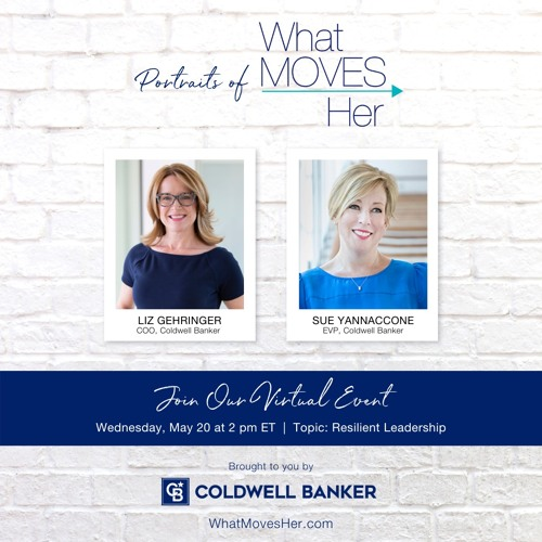CB Women: Portraits of What Moves Her - Resilient Leadership