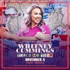Adler Talks With Whitney Cummings Oct 2021