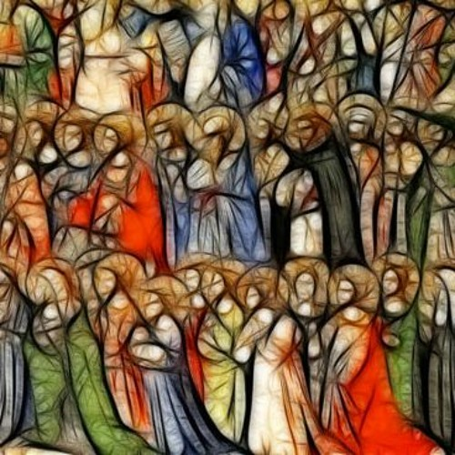 For the Feast of All Saints, 1st of November