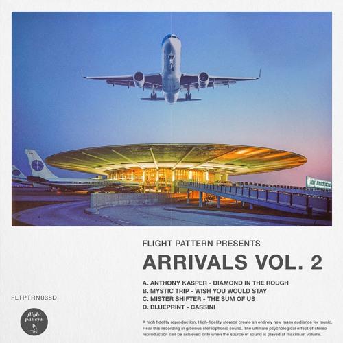 FLTPTRN038D - Various Artists - Arrivals Vol. 2