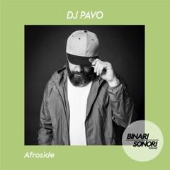 Dj Pavo - Afroside #001