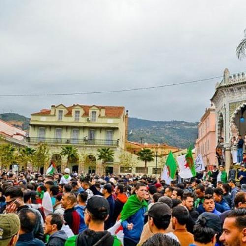 Le hirak algérien: une étude de cas sur la mobilisation de la contestation au Maghreb