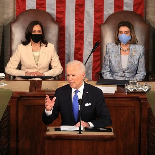 Biden's 100 Days: Harold Meyerson; Amy Wilentz: Hunter Biden; Ella Taylor: The Oscars