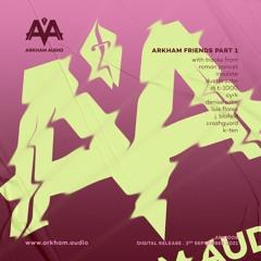 ARKIO08 : Arkham friends Part1