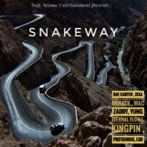 Snakeway (feat. Rae Carter, Issa Menace, Mac Zaddy, Yung Eternal Flowz, KingPin, Pro'Genius, L$D)