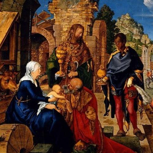 Zum Fest der Heiligen Drei Könige -  Audio Betrachtung