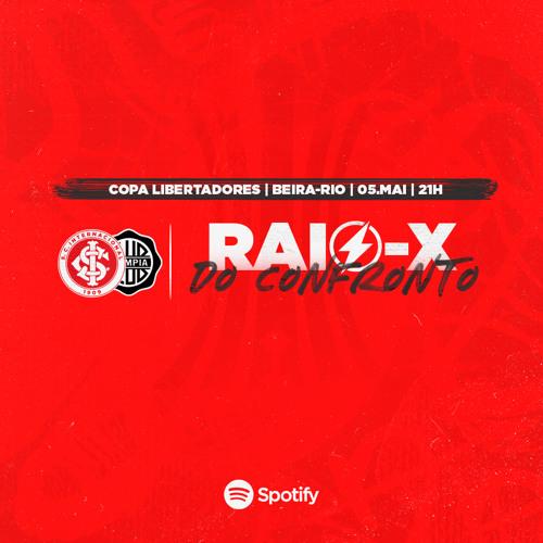 Raio-X #22   Internacional x Olimpia, entrevista com Victor Villalba   05/05/2021