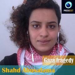 EP51 - Shahd Abusalama on Gaza's humanitarian tragedy