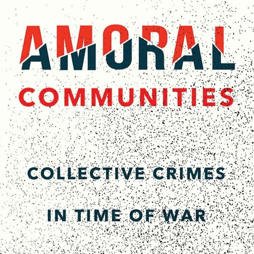 1869, Ep. 89 with Mila Dragojević, author of Amoral Communities