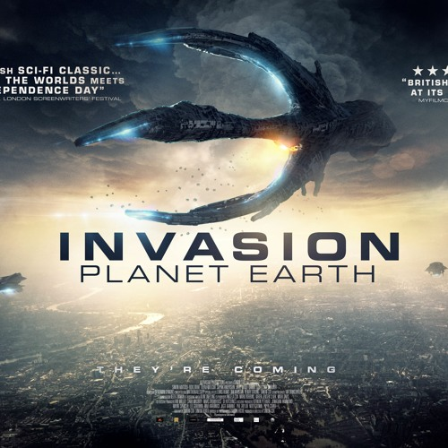 ERFF Show : Episode 1 : Interview with Simon Cox Director of Invasion Planet Earth