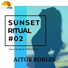 Sunset Ritual #02 by Aitor Robles