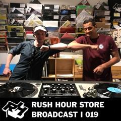 Store Broadcast 019 I Antal
