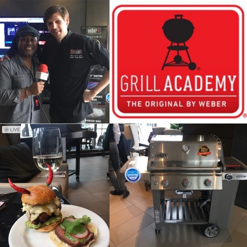 Interview w Weber Grill Master  Michael P Clive on BBQ Season during Coronavirus Outbreak
