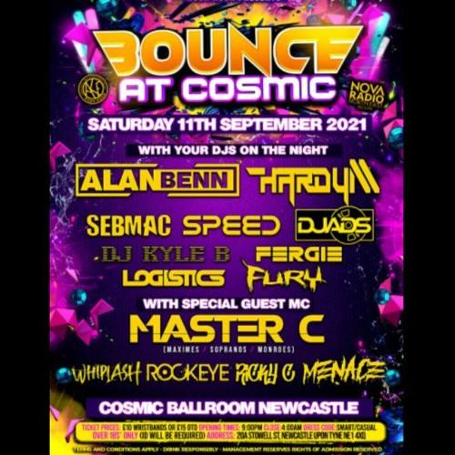 RHRS Presents Bounce - SEBMAC