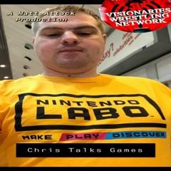 Chris Talks Games #54: Let's Talk About E3 2021