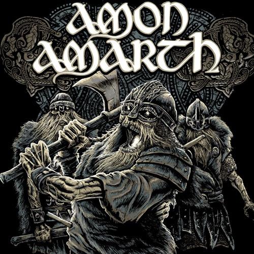 Blood Of The Vikings (Amon Amarth type instrumental )