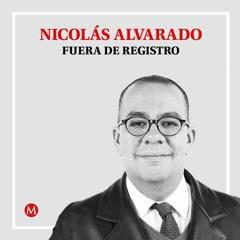 Nicolás Alvarado. ¿Innombrables?
