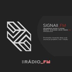 Zound - Live @ Signall_FM [Radio_FM] (16.08.2020)