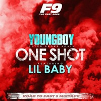 NBA YoungBoy Ft. Lil Baby - One Shot (432hz)