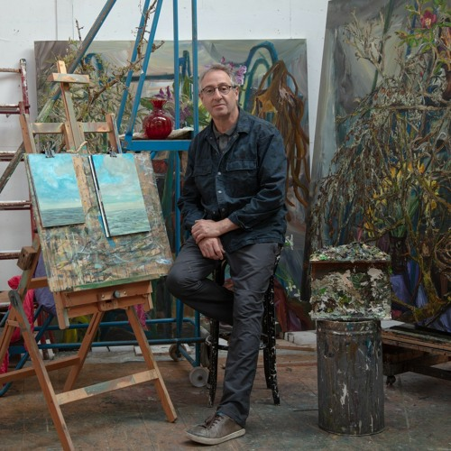 Artists' Voices: Life in a Pandemic | Nick Miller in conversation from his studio in County Sligo