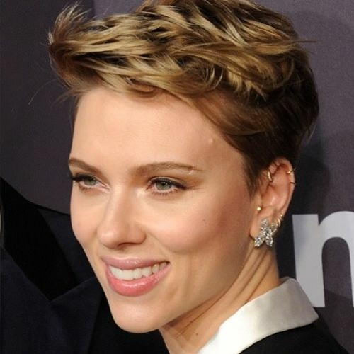 Lesbian Haircut