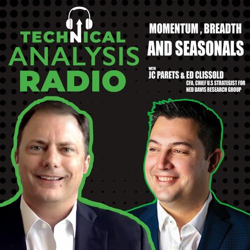 Momentum, Breadth & Seasonality w/ Ed Clissold, Chief U.S. Strategist at Ned David Research