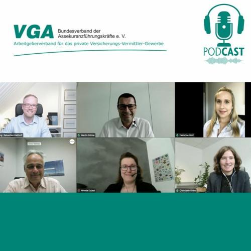VGA Podcast Episode 3 – Frauen in der AO – Was sagt die Praxis?