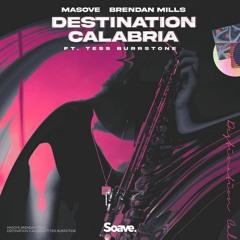 Masove, Brendan Mills & Tess Burrstone - Destination Calabria