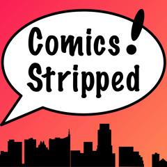 Comics! Stripped Issue #042 - Usagi Yojimbo Vol. 01 and Immortal Hulk Vol. 02