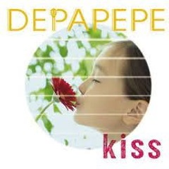 kiss - depapepe cover with backing track