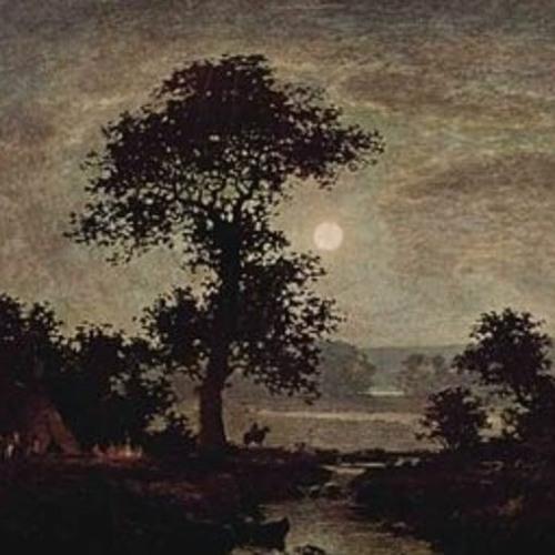Lecture Louise En Allemand Et Jade Français -  Mondnacht (Nuit de lune) de Joseph von Eichendorff