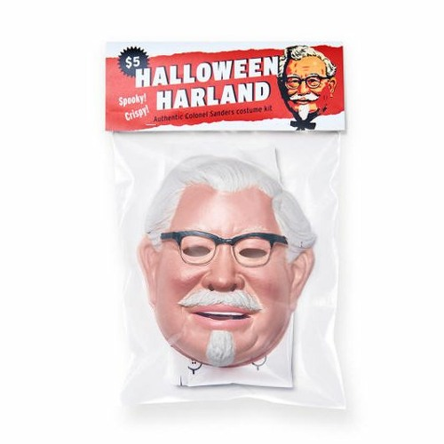 KFC on Halloween (Up Close and Personal)
