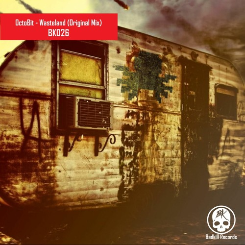 BK026 OctoBit - Wasteland (Original Mix) Image
