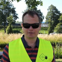 2021 - 03 - 06 Peter Waalboer Platform Gehandicapten Leiden Over Zelfstandig Stemmen met een mal