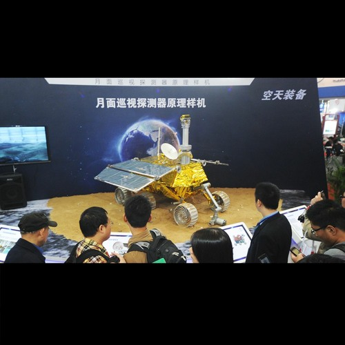 China's Mission to the Moon, and the New Politics of Space Exploration