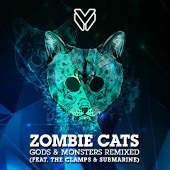 Zombie Cats - No God (The Clamps Remix) [Major League DNB]