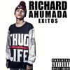 Richard Ahumada Allá en la esquina Video oficial Portada del disco